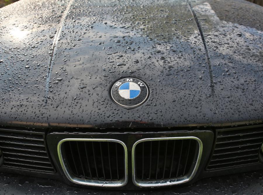Auto marki BMW