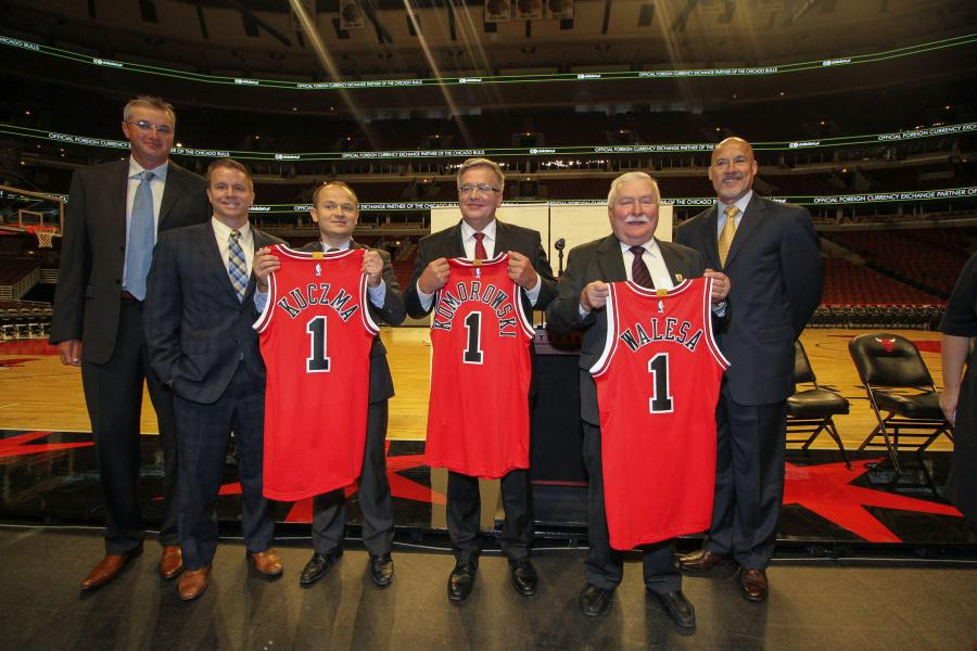 Cinkciarz.pl sponsorem Chicago Bulls