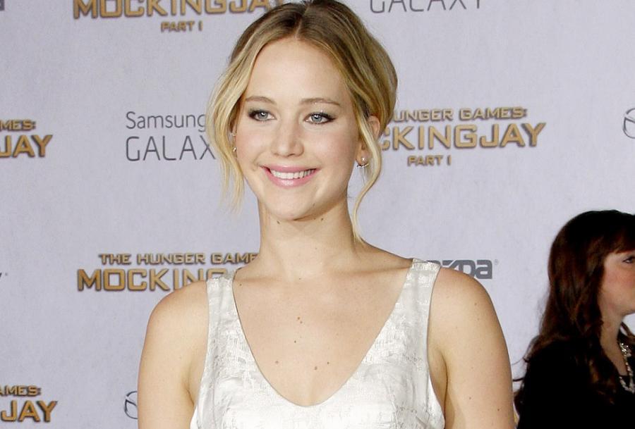 Jennifer Lawrence tajemnicza z Darrenem Aronofskym