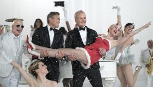 Bill Murray śpiewa z Miley Cyrus i George'em Clooneyem