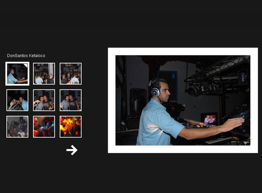 DJ Don Santos w Warszawie