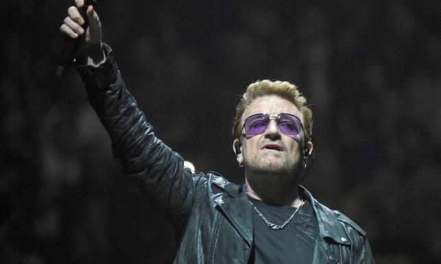 U2 wszędzie, tylko nie w Polsce [ZDJĘCIA]