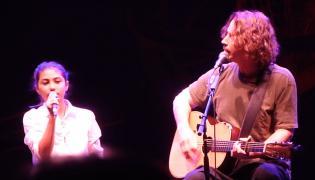 Chris Cornell z córką zagrał cover Boba Marleya
