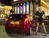 Miss Szkocji i ford fiesta - szkocki samochód roku 2009