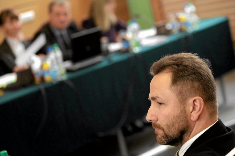 Prokurator Prokuratury Okręgowej w Ostrowie Wielkopolskim Andrzej Biernaczyk