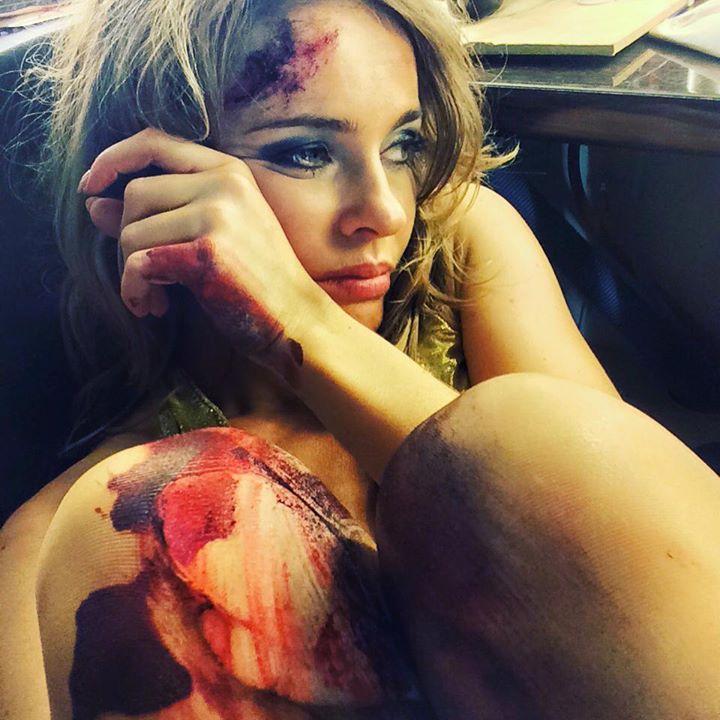 Halloween 2015: Edyta Herbuś