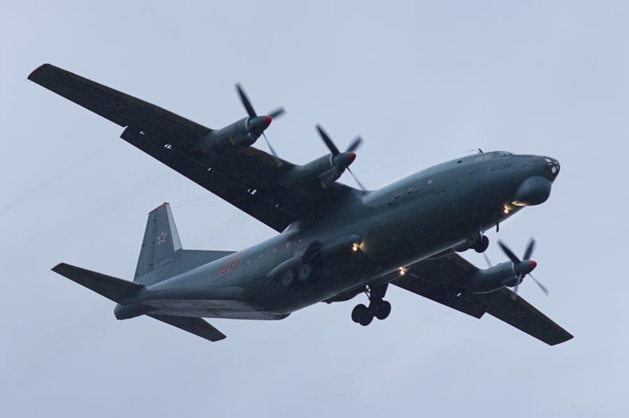 Samolot Antonow An-12