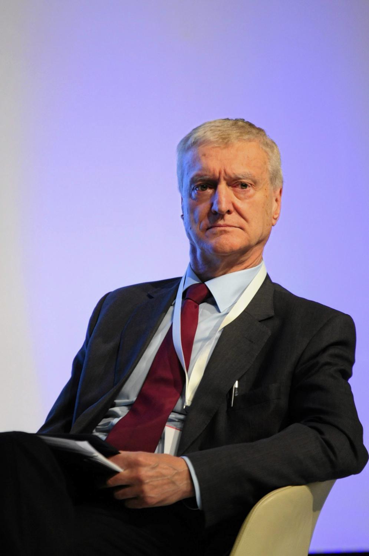 Michał Kleiber, wiceprezes Europejskiej Akademii Nauk i Sztuk, profesor w PAN