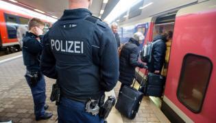 Kontrole w Niemczech po zamachach w Paryżu