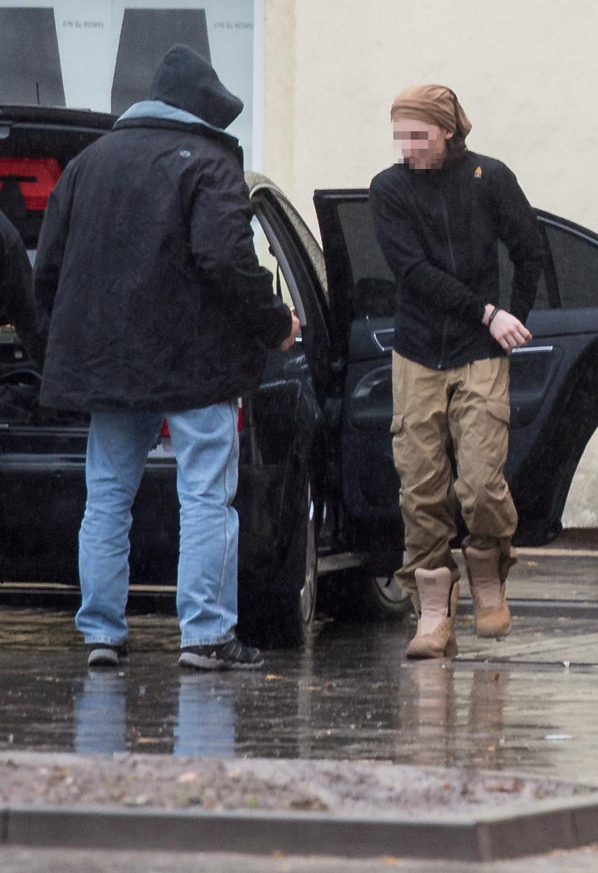 Mężczyzna zatrzymany w związku ze śledztwem dotyczącym działalności o charakterze terrorystycznym