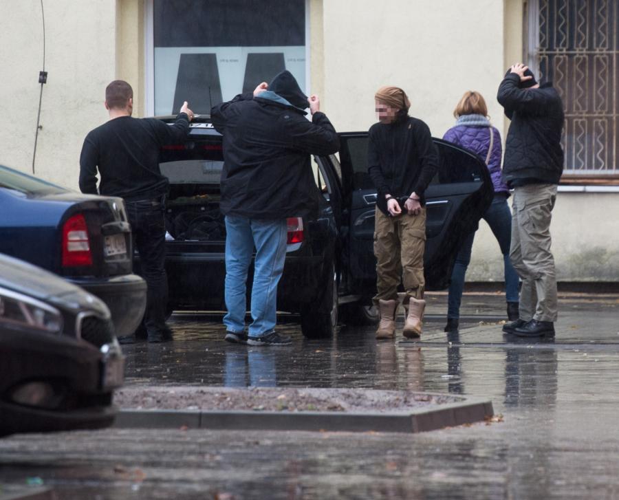 Czynności z udziałem Polaka są przeprowadzane w łódzkiej prokuraturze apelacyjnej
