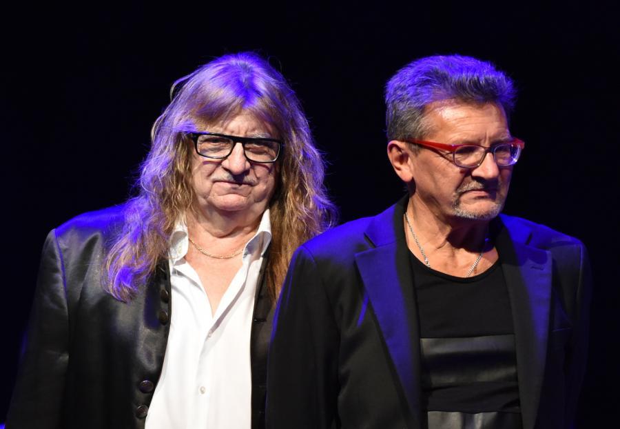 Andrzej Zieliński i Jacek Zieliński
