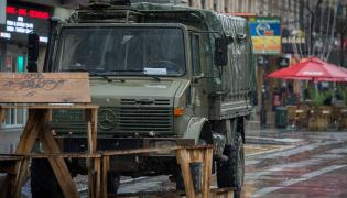 Wojsko na ulicach Brukseli