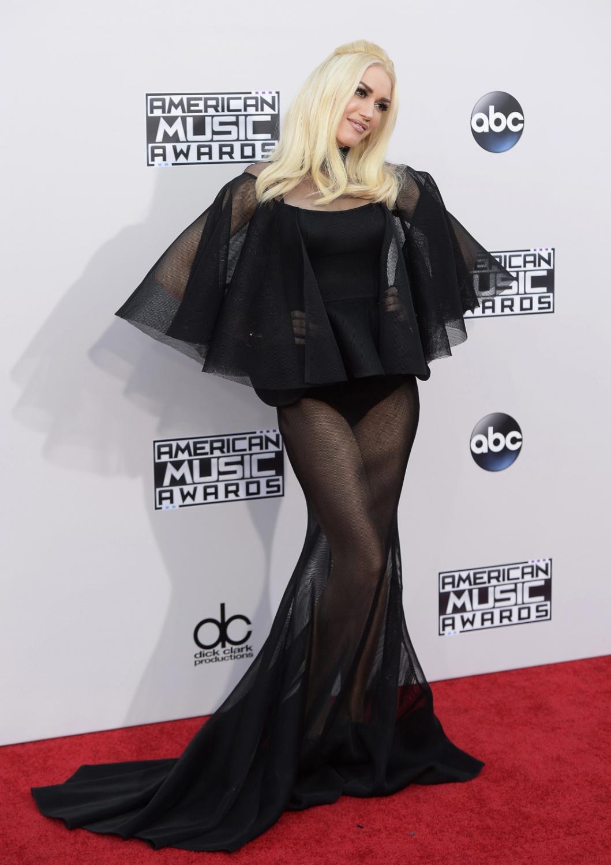 Najgorętsze gwiazdy AMA 2015: Gwen Stefani