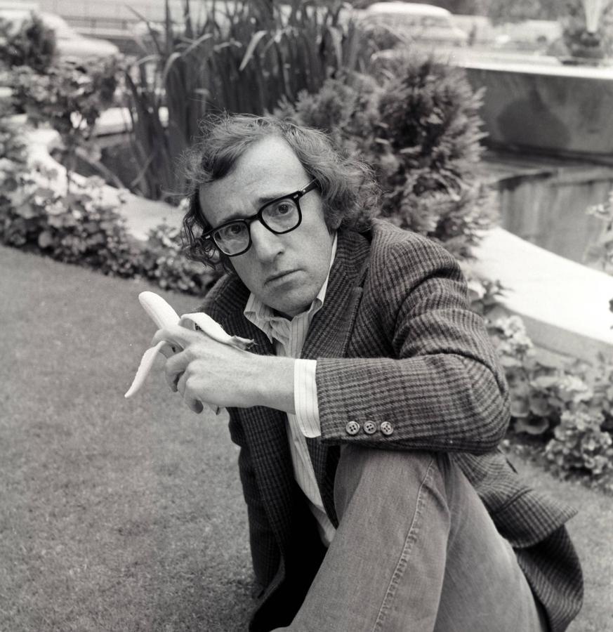 Woody Allen kończy 80 lat