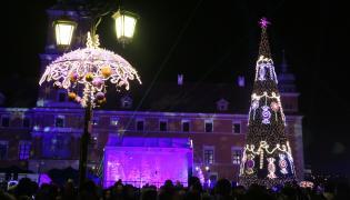 Mikołajki w Warszawie
