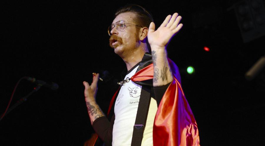 Eagles of Death Metal nie zagrali z U2