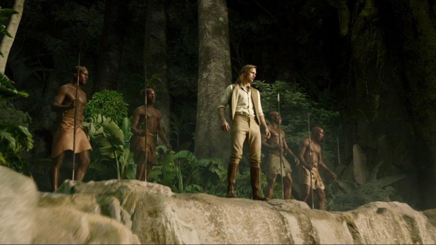 Nowy Tarzan – Alexander Skarsgard