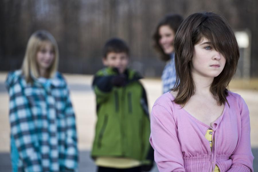 Przemoc słowana w szkole
