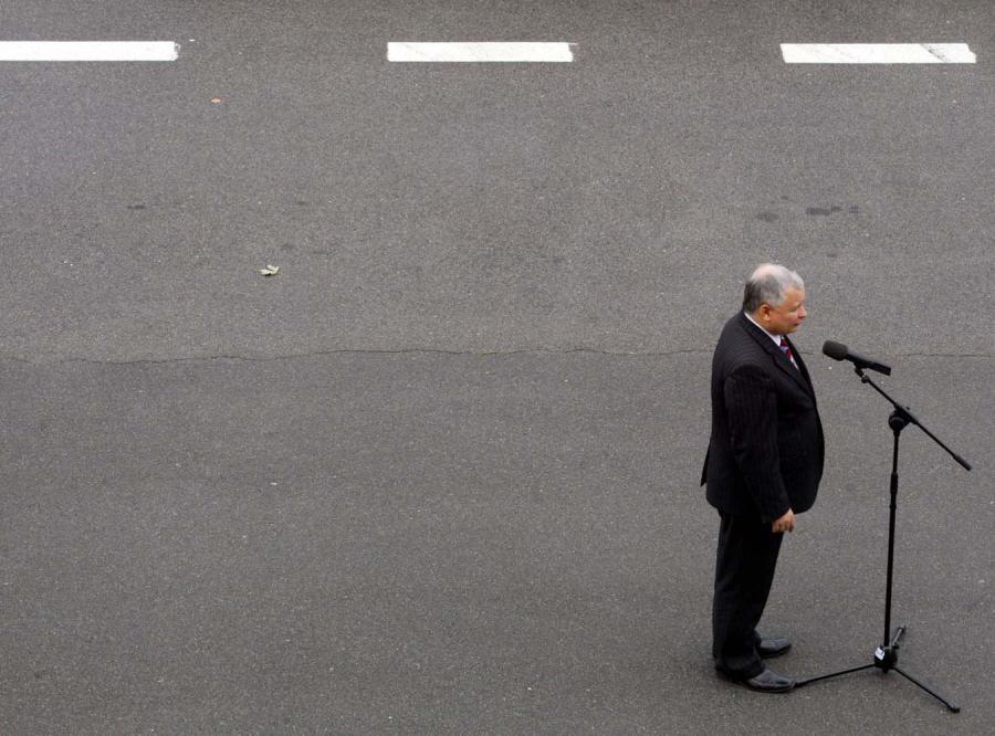 Pozycja Kaczyńskiego w PiS zagrożona?