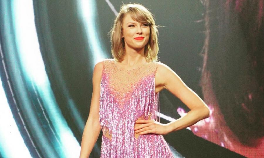 Taylor Swift zapowiada koncertowe dzieło