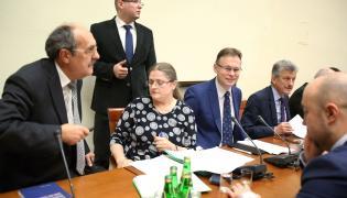 Andrzej Matusiewicz, Krystyna Pawłowicz, Arkadiusz Mularczyk, Stanisław Piotrowicz