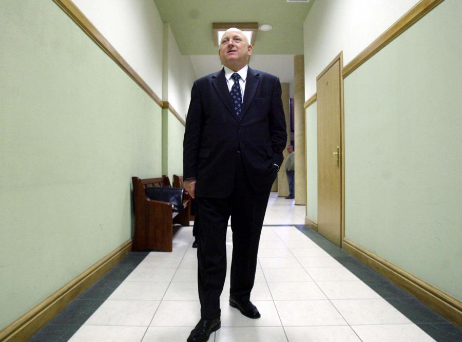 Oleksy chce do Parlamentu Europejskiego