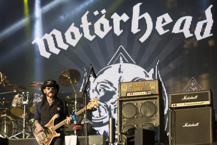 Lemmy Kilmister nie żyje. To koniec Motörhead