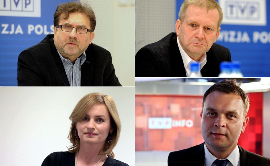 Jerzy Kapuściński, Piotr Radziszewski, Katarzyna Janowska, Tomasz Sygut