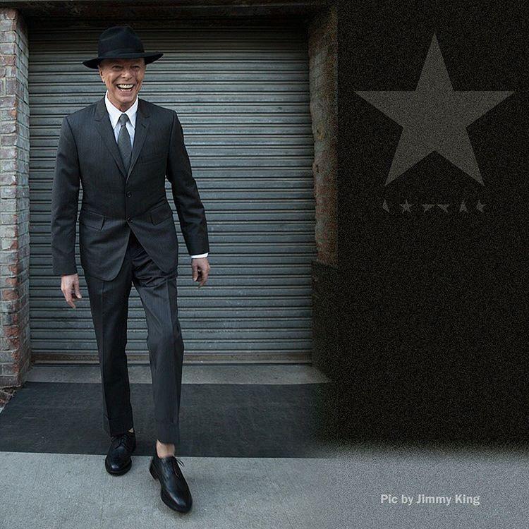 David Bowie odszedł dwa dni po wydaniu najnowszej płyty