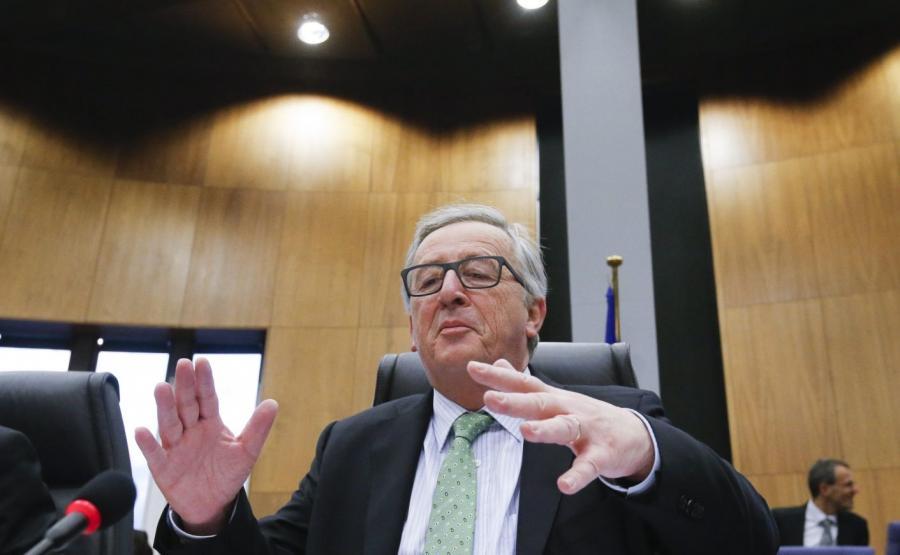 Szef Komisji Europejskiej Jean Claude Juncker