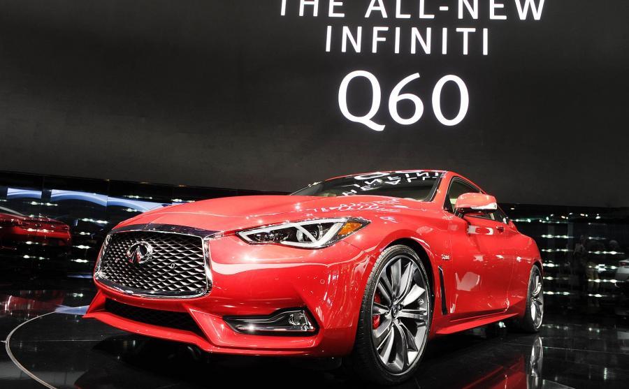 Infiniti Q60