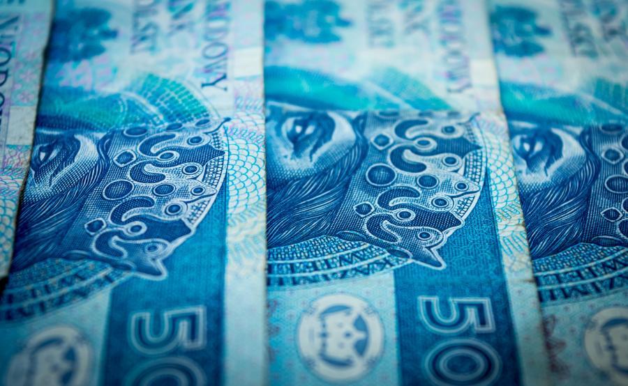 Banknoty 50 złotych