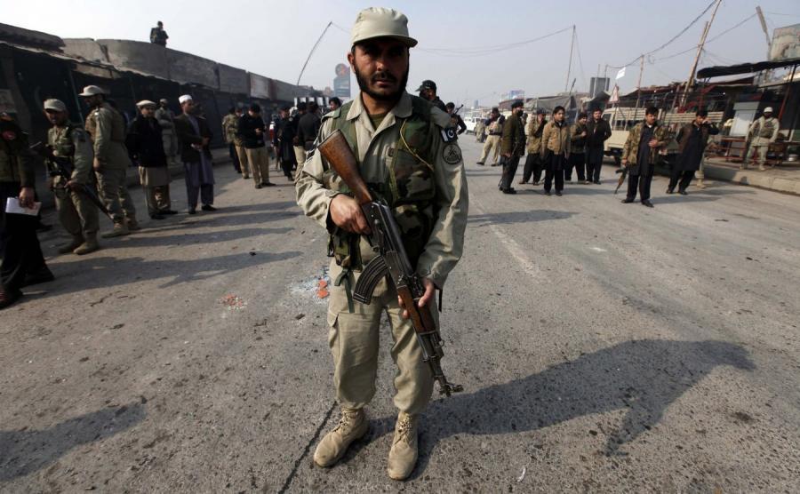 Pakistański żołnierz