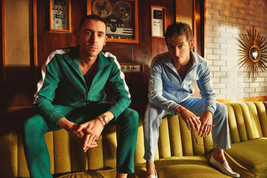 The Last Shadow Puppets wydaje \