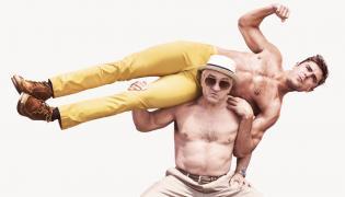 Robert De Niro chce przypomnieć wnukowi o urokach życia