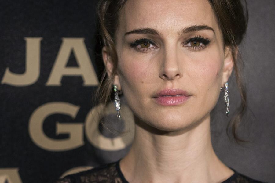 Natalie Portman na premierze \