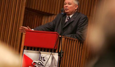 Kaczyński: Tylko my chcemy zmian