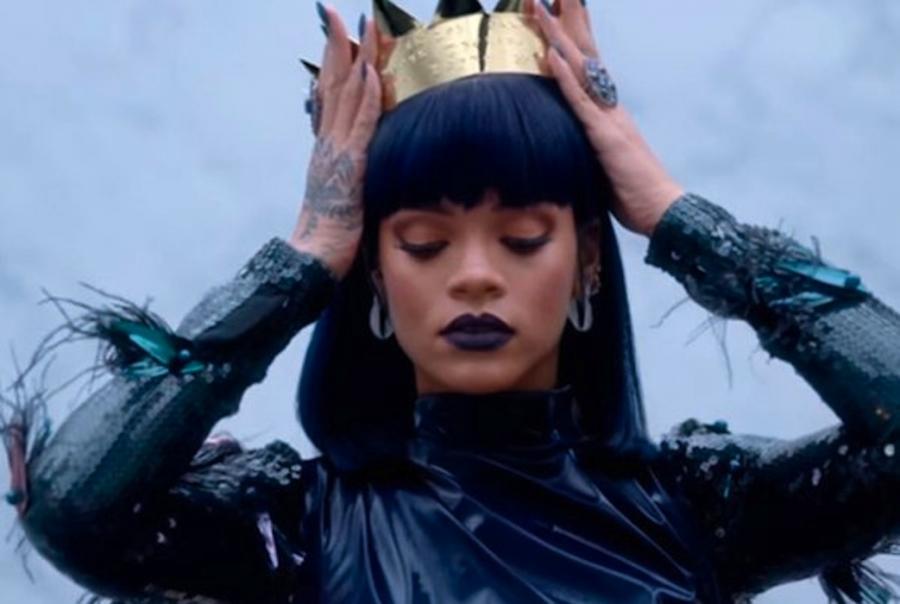 Rihanna skończyła \