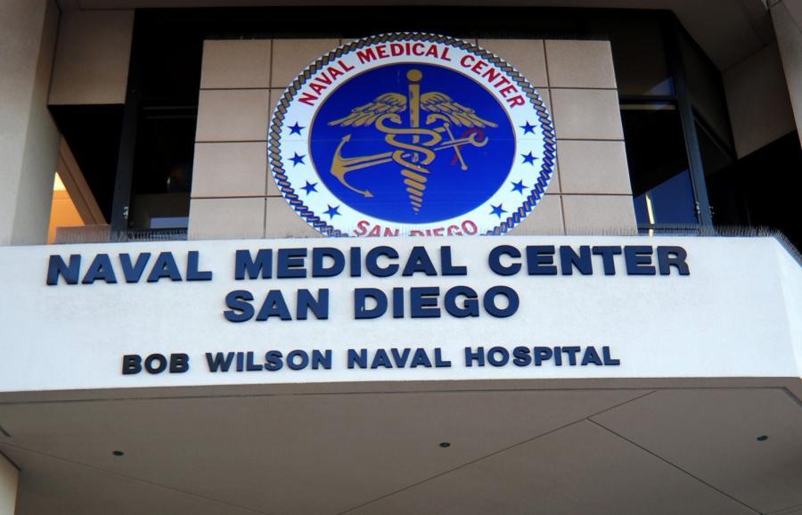 Szpital wojskowy w San Diego