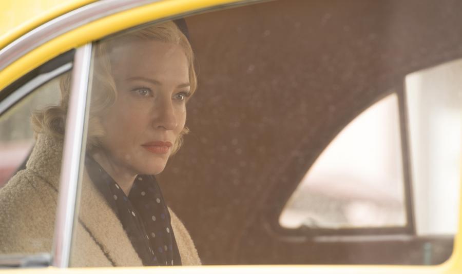 "Cate Blanchett w filmie ""Carol"""