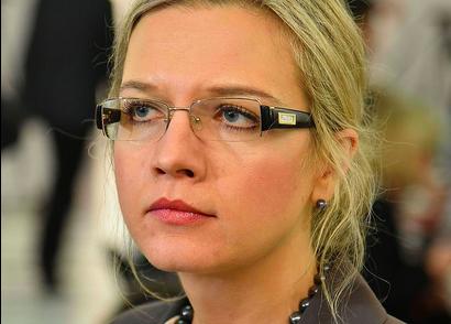 Małgorzta Wasserman,  fot. Adrian Grycuk