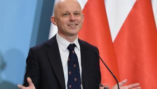 Minister Paweł Szałamacha