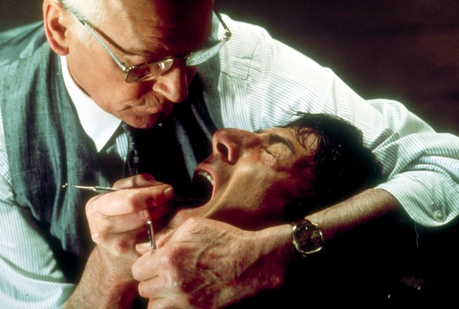 """Dustin Hoffman (""""Maratończyk"""")"""