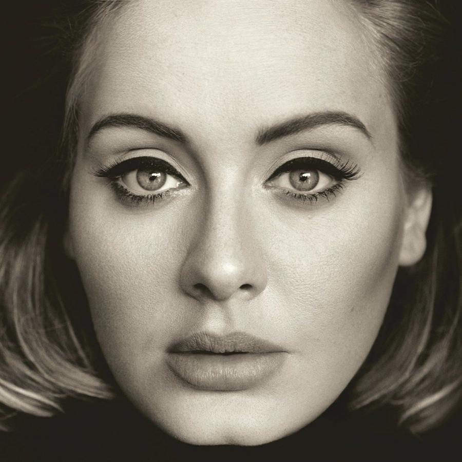 "1. Adele –""25"""