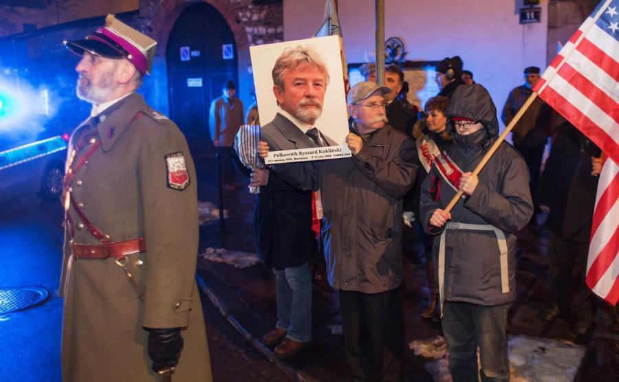 Uroczystości upamiętaniające pułkownika Ryszarda Kuklińskiego