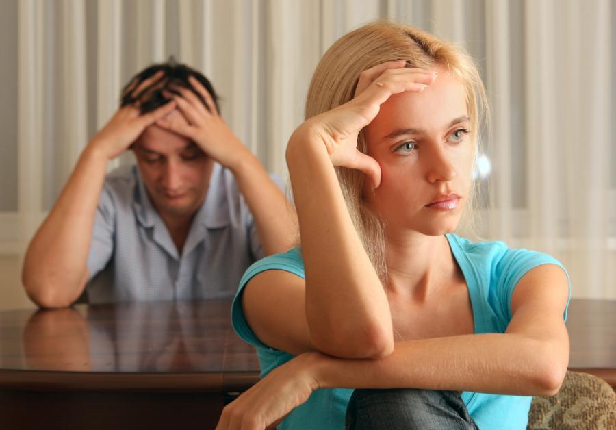 Konflikt w związku