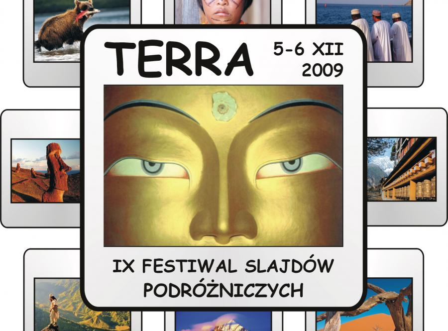 Rusza Terra, IX Festiwal Slajdów Podróżniczych