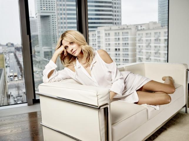 Aneta Kręglicka w kampanii kosmetyków Obagi