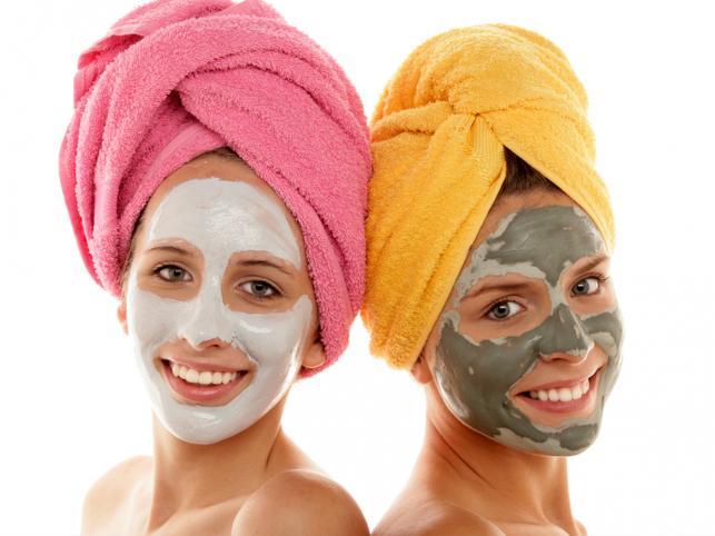 маски для лица из кабачков